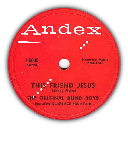 Andex gospel