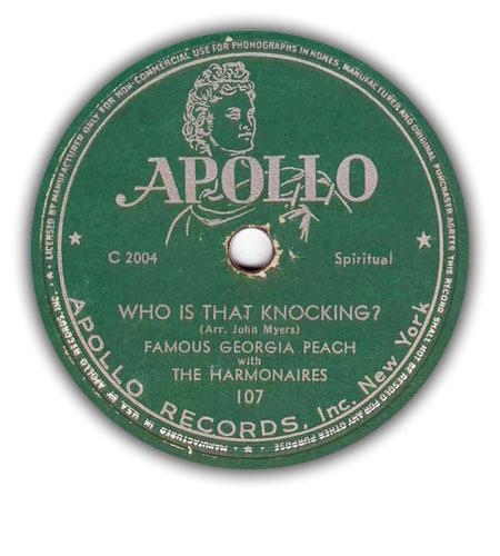 Apollo gospel