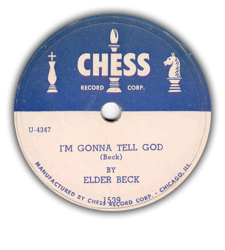 Chess Gospel