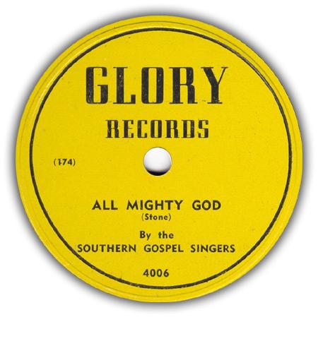 Glory gospel