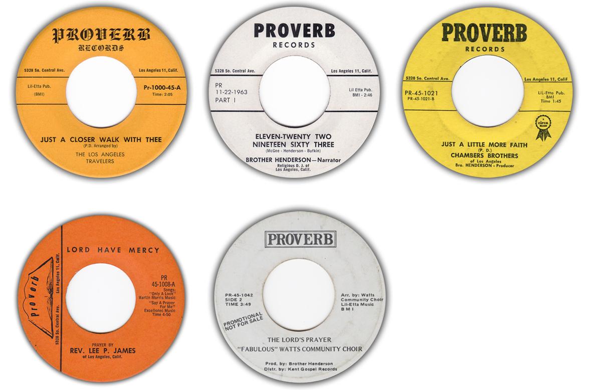 Proverb-labels