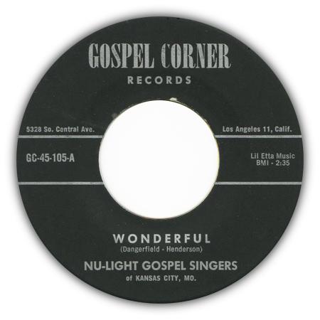 gospelcorner105