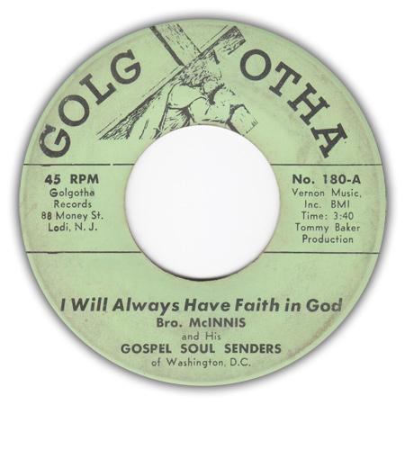 Golgotha gospel