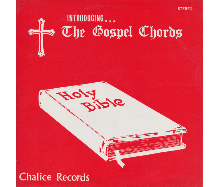 Chalice LP 1001 - bless-this-soul